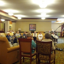 vinnie rose, willows of arbor lakes senior living