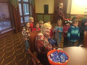 happy halloween 2016, willows of ramsey hill senior living, trick or treat