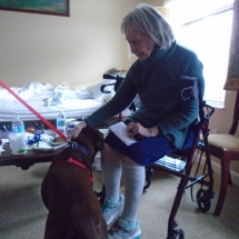 Sadie's visit 3-17 010