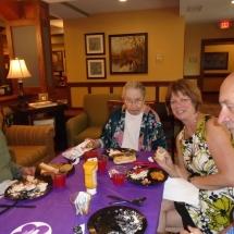 Alzheimer fundraiser 018