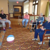 Willows of Ramsey Hill Senior Living-Beach Volleyball (2)