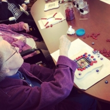Arts & Crafts Workshop with Olivia at the Willows of Ramsey Hill