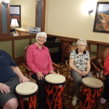 DrummingCircleActivity_WillowsofRamseyHill