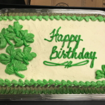 March 2019 Birthday Party